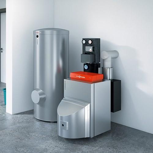 Floor Standing Boiler