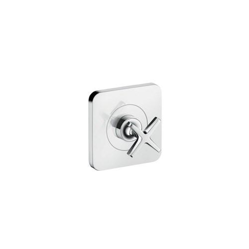 Shut-off valve for concealed installation 12 x 12