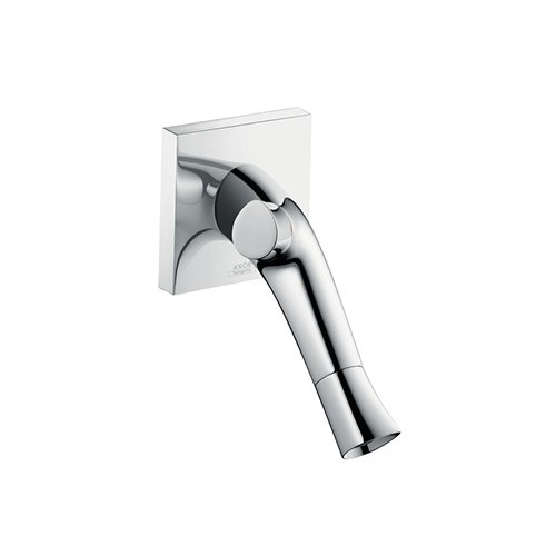 2-handle basin mixer for concealed installation wall-mounted