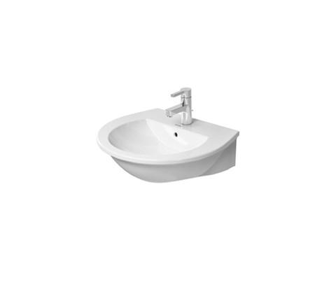 Washbasin wall mounted 55*48cm