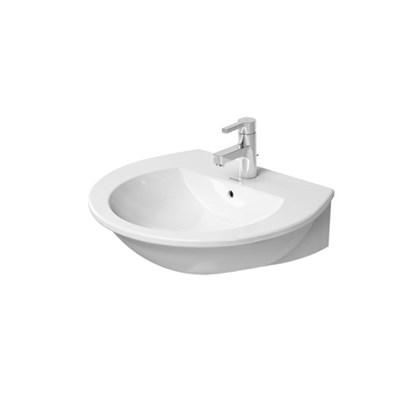 Washbasin wall mounted 60*52cm
