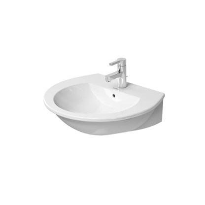 Washbasin wall mounted 60*52cm