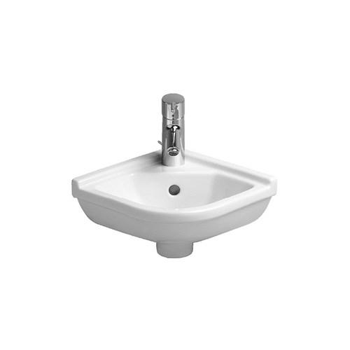 Corner handrinse basin 43*38cm